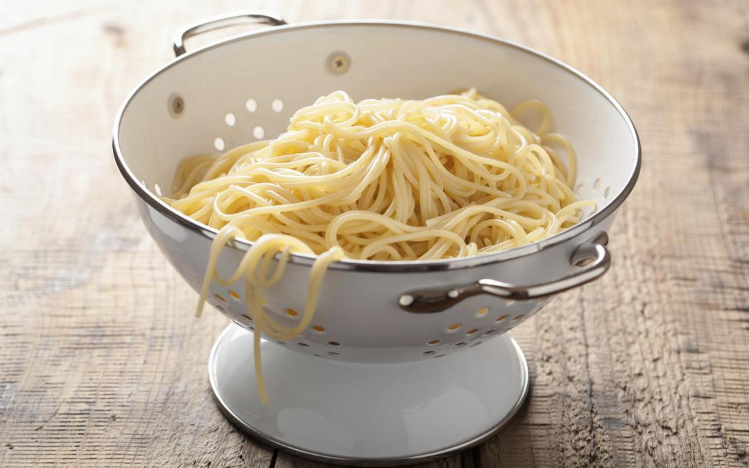 Idealny makaron do spaghetti